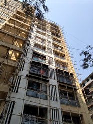 Residental & commercial White Building Construction, in Mumbai