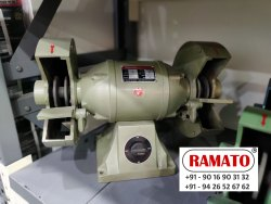 Rajlaxmi 1 HP 3 Phase Bench Grinding Machines