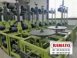 Rajlaxmi Glass Edge Polishing Machine