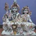 Marble Gouri Shankar Statues