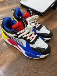 Red Puma Rxs Shoe