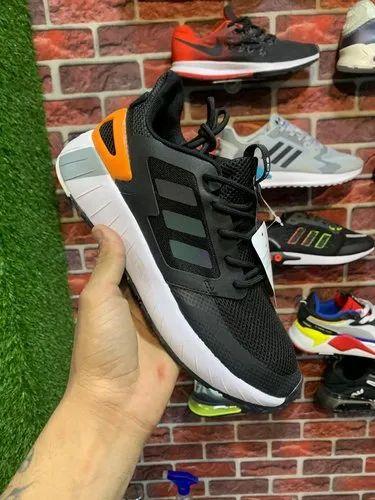 Adidas Cloudfoam Shoes Black/orange