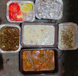 Home Services Veg Thali