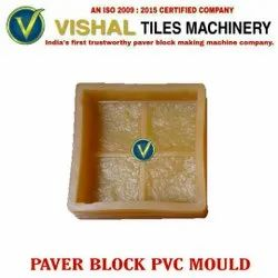 Coral Stone PVC Rubber Mould