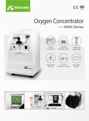 Konsung 5 LPM (KSOC-5) Oxygen Concentrator
