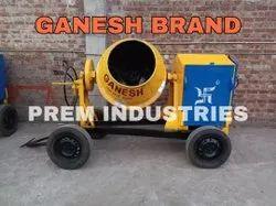 Concrete mixer exporter in india