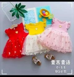 3clr Girl Imported Kids Wear