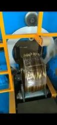 Ms Wire Scratch Wrapping Machine, Model Name/Number: Spm-cvw