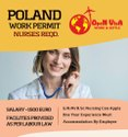 Poland Work Permit For Nurse, India, 1 Month