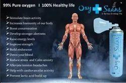 Portable Oxygen Cans