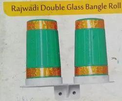 Antique Rajwadi Double Glass Bangle Roll