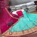 Jaipuri Gottapatti Work Lehengas