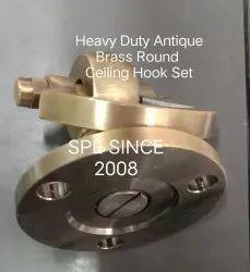 Brass Ceiling Plate
