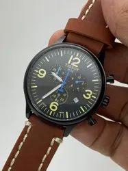 Analog Latest Tissot Wrist Watch