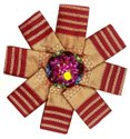 Beautiful Soft Lichi Silk Saree