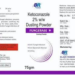 Ketoconazole Dusting Powder (FUNGERASE)