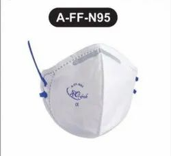 Airo Fresh Aff N95 Face Mask, Certification: FFP2, Number of Layers: 6