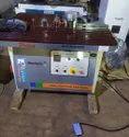 Manual Edge Binding J-2500. In Semi Automatic (Curvilinear)