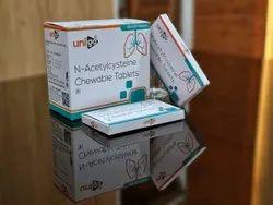 N Acetyl L Cysteine Effervescent Tablet