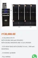 6000w Dj Sound System, For Big Event
