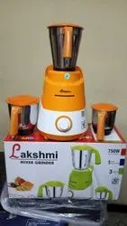 Lakshmi Domestic Mixies Grinder, For Wet & Dry Grinding, 501 W - 750 W