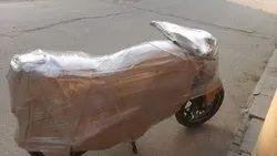 Car/Bike TVS Bike Transport Service, In Trucking Cube, Pan India