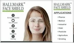Goggle Type Face Shield