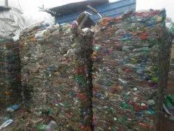 Mixed Baled Pet Bottles Scrap
