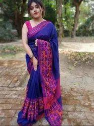 Begum Puri Handloom Cotton Sarees