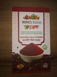 Masala Packaging Pouch