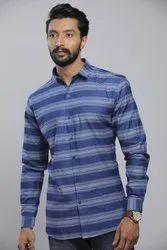 Mens Printed And Striped Shirts