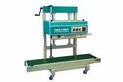 20 Kg Heavy Duty Continuous Band Sealer Machine