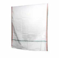 White Plain Cotton Gamcha