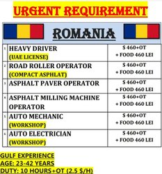 Romania Work Permit, If Travel Then Details, India