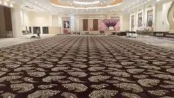 Multicolor Printed Wall To Wall Carpet, Size: 4m X 30m, Size/Dimension: 4mtr X 30mtr