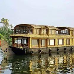 Alleppey Upper Deck Houseboat For Sale