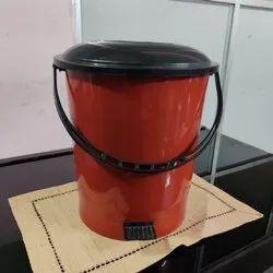Plastic Pedal Dust Bin
