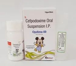 Cefpodoxime Proxetil 50mg Dry Syrup