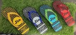 P.S.R LITE Hawaii Rubber Slippers, Size: 6-9,4-5