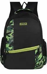 Basta Polyster School Bag, For College