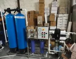 Sand Filter With Softener