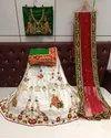 Banarasi Silk Lehenga