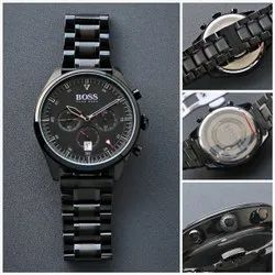 Men Casual Watches Hugo Boss Analog Watch, For Daily