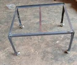 Metal Air cooler stand, Size: 22x26