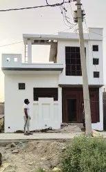 Bank Colony, Pera Ki Milak, Moradabad, Building Construction With Material