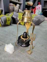 Narmadeshwar Shivling Set