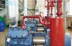Industrial Refrigeration Solutions Service