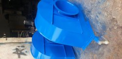 Spray Paint Booth Centrifugal Blower