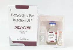 Doxycycline 100 Mg Injection