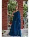 Katan Silk Floral Weaving Sarees